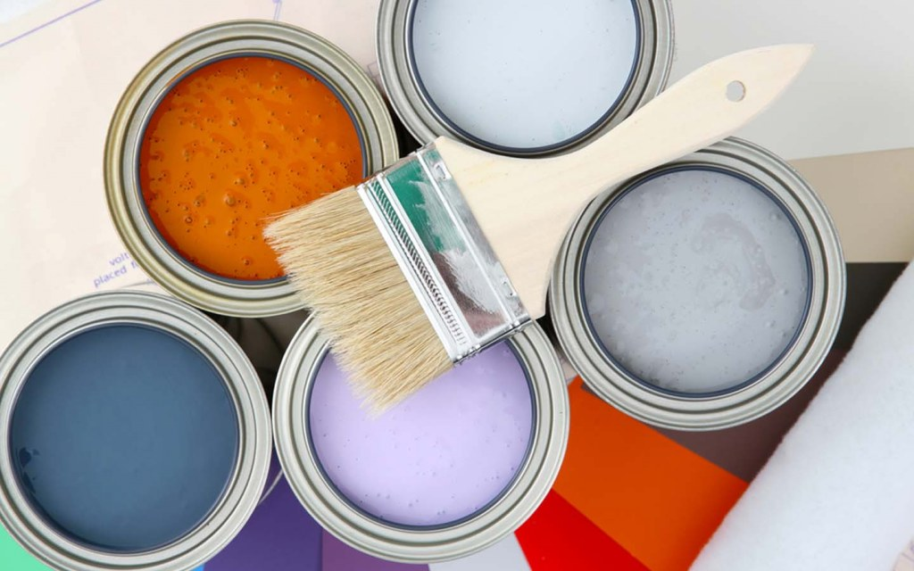 best paint for interior stairs