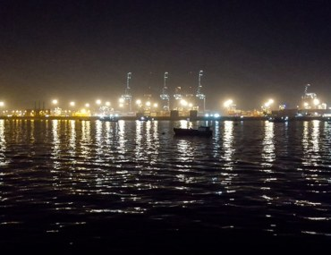 Keti Bunder Seaport Project