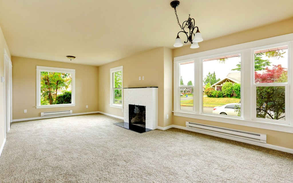 Carpets improve interior beauty