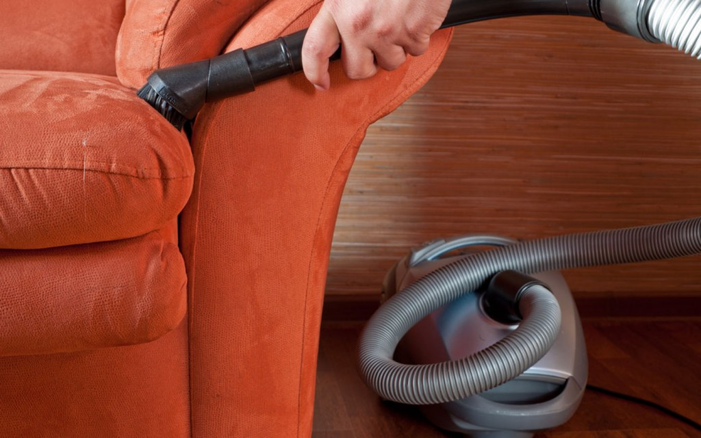get rid of the cigarette smell from your furniture