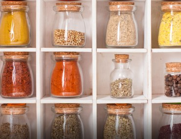 Spice Storage Ideas for Your Kitchen