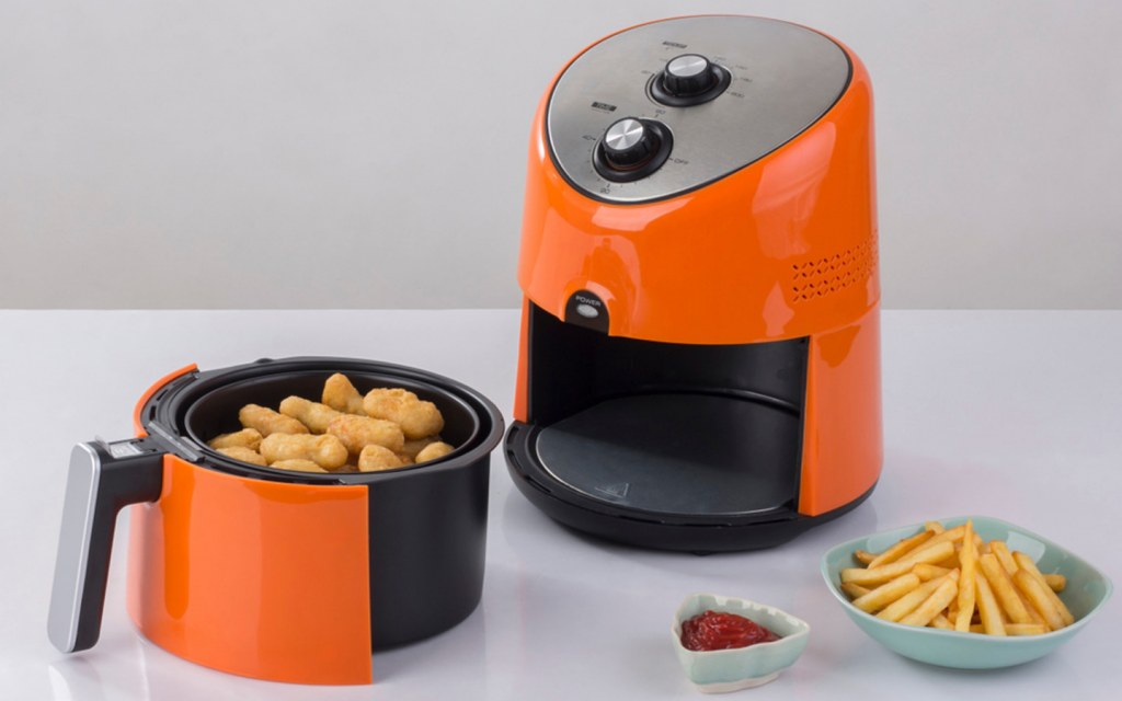 tips to clean the air fryer