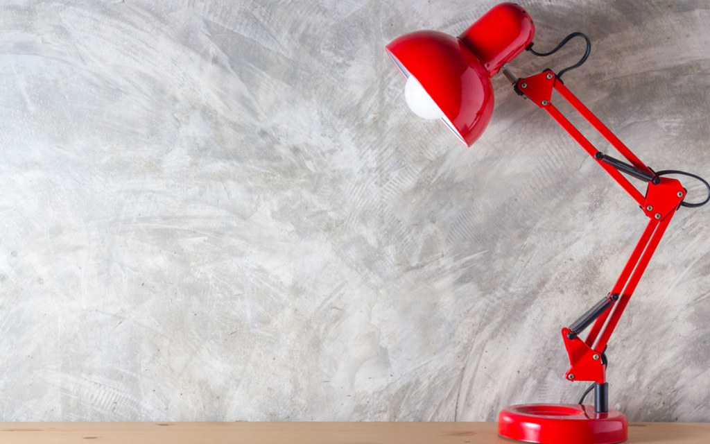 Desk lamps for your workspace