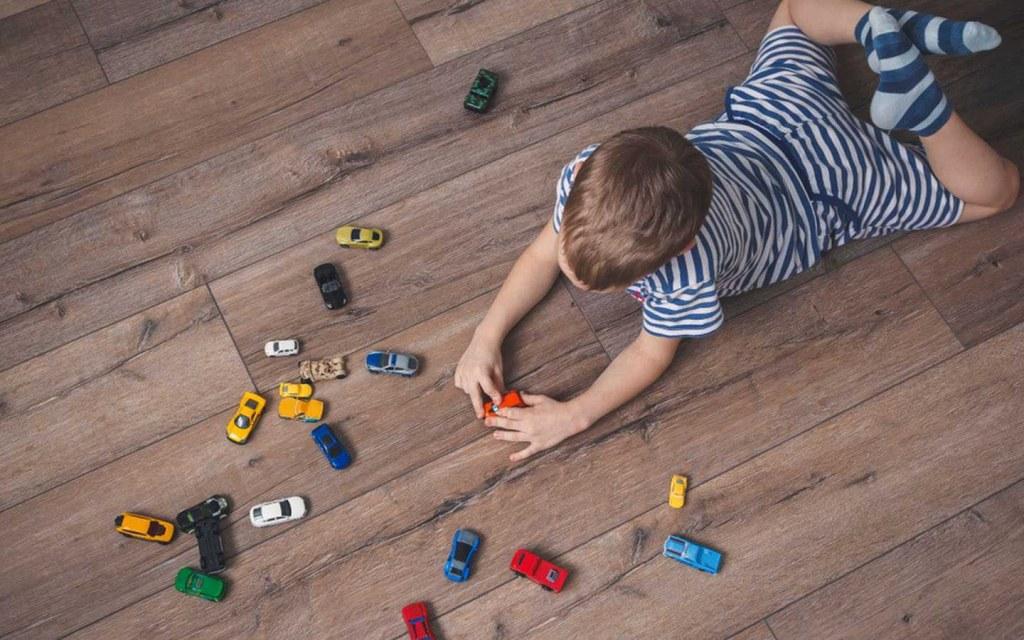 make sure the kid's bedroom is safe for children