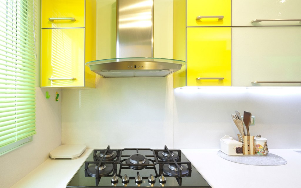 Kitchen Hoods can help with ventilation