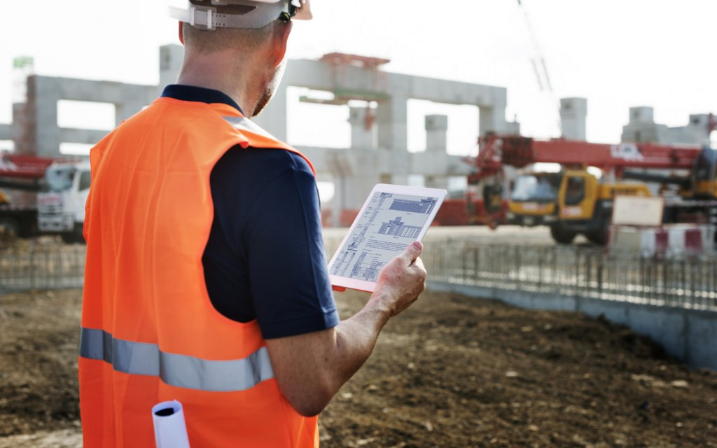 Contractors excel in project management