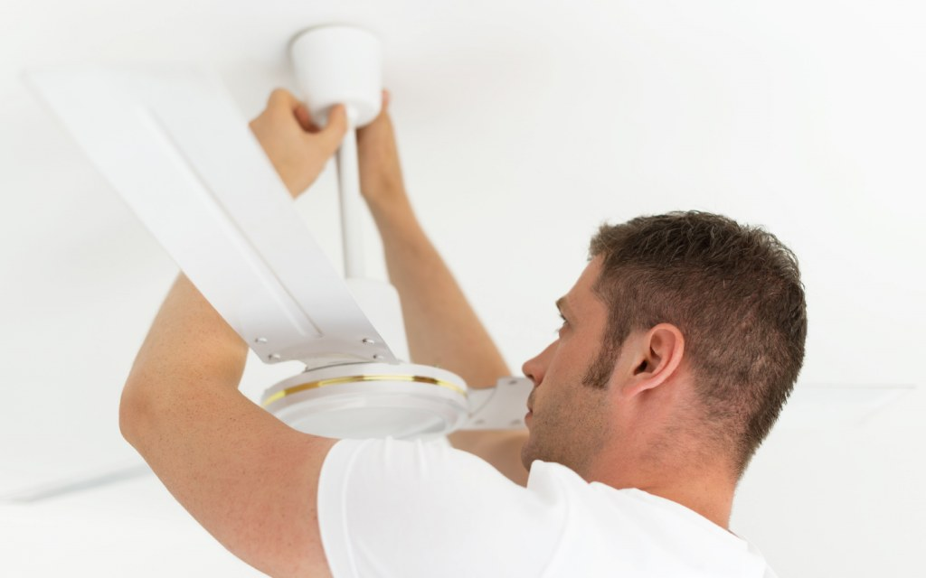 Rotate Your Ceiling Fans for the Summer