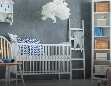 Nursery Décor for Baby Boys
