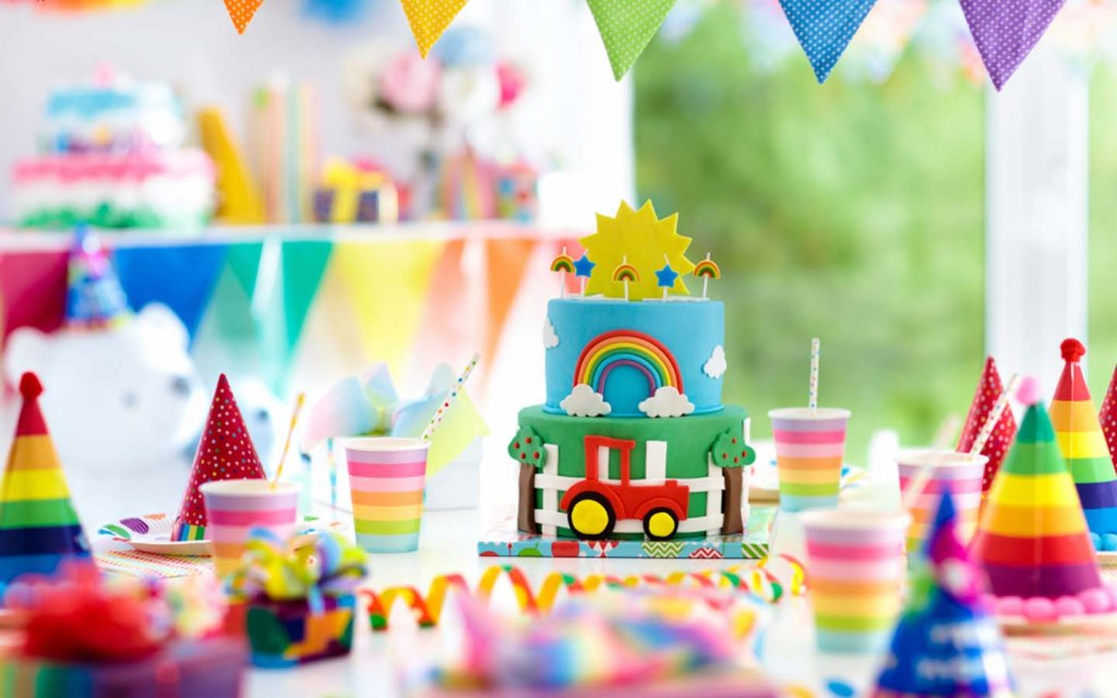 choose the perfect birthday theme for your party