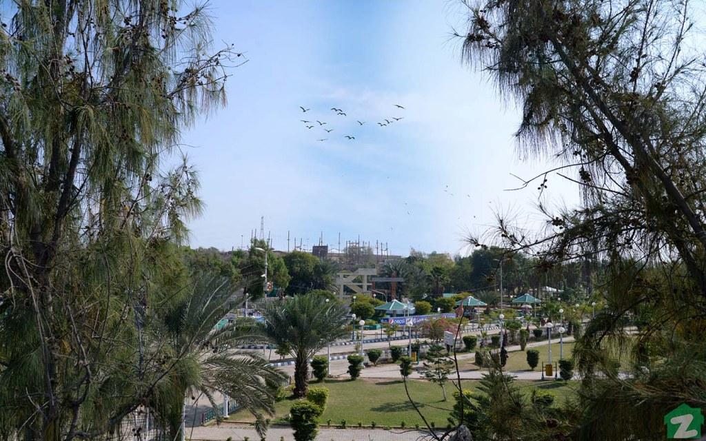 Safari Park in Gulshan-e-Iqbal, Karachi