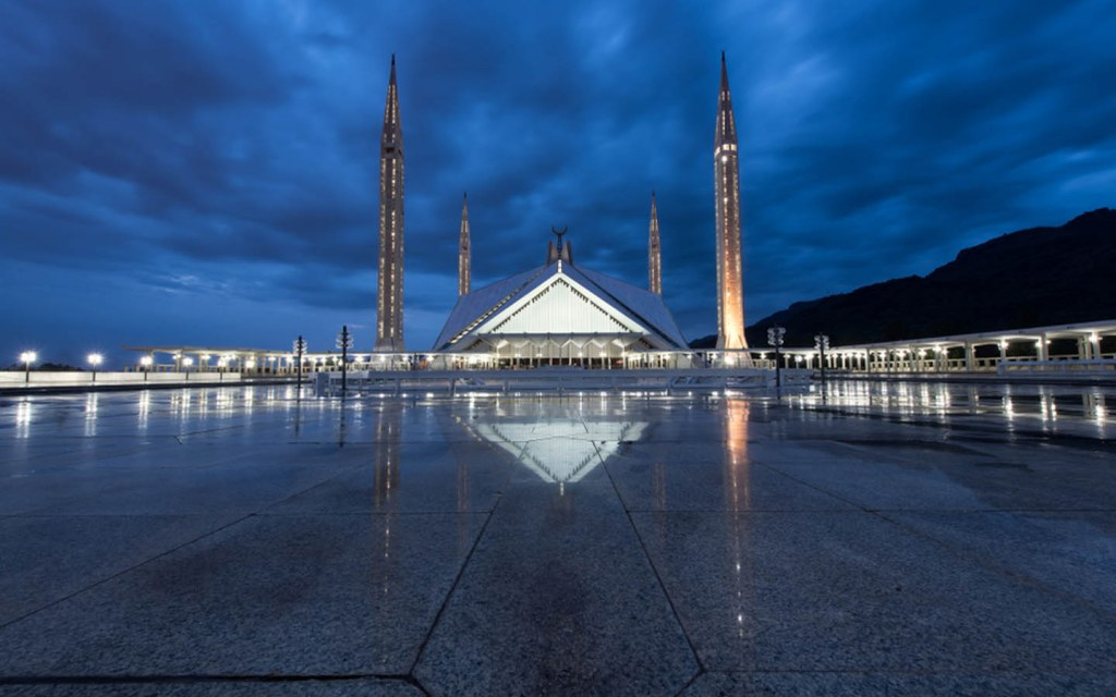 History of Faisal Mosque in Islamabad