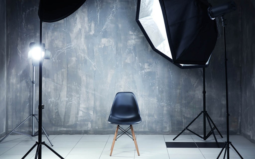 Figure out the extra space in your house for photography studio