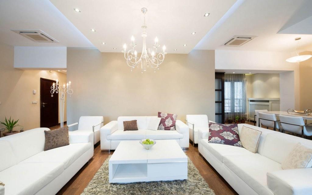 handing light fixtures for your living room