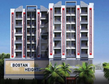 Project Overview of Bostan Heights