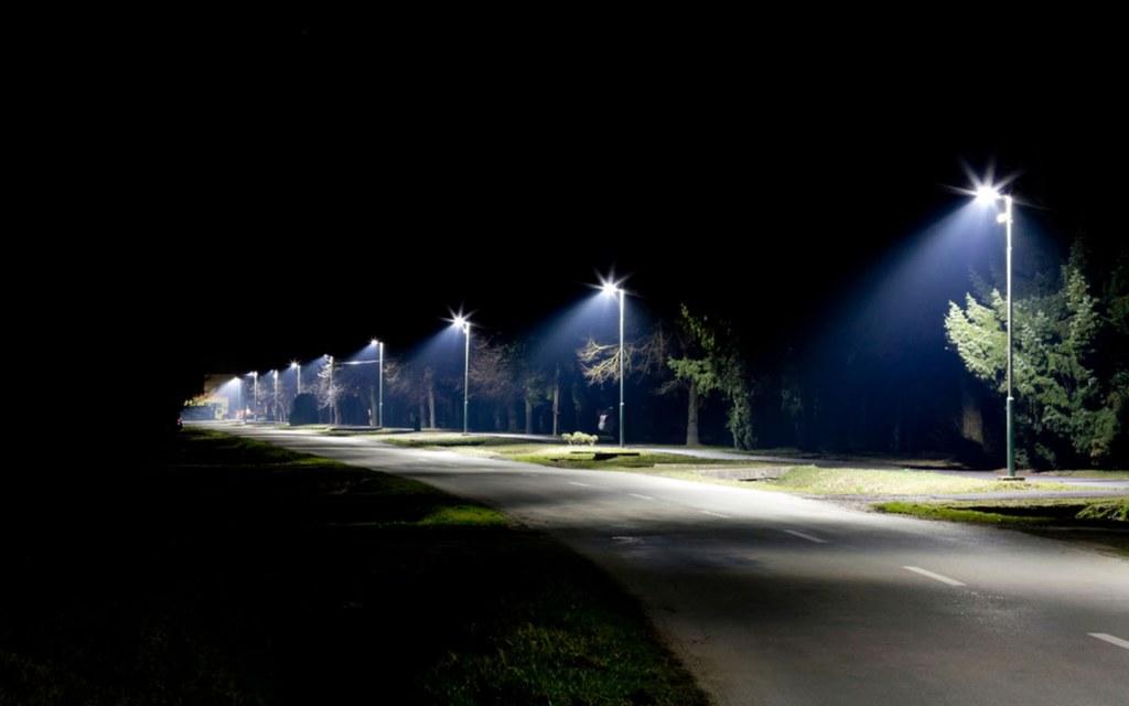 Don't Wander Alone at Night