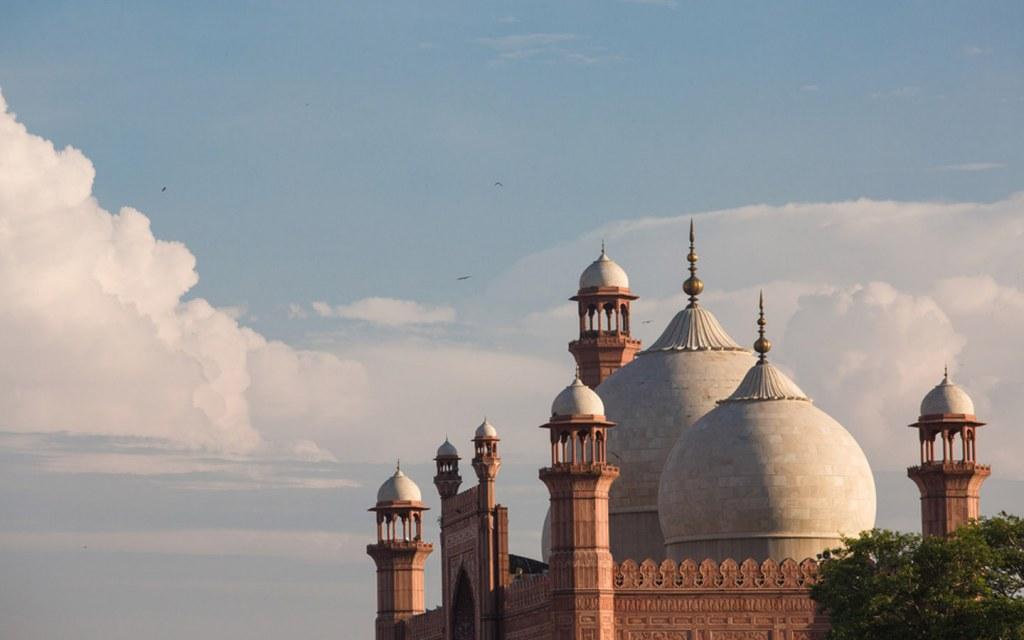 Badshahi Mosque in Lahore