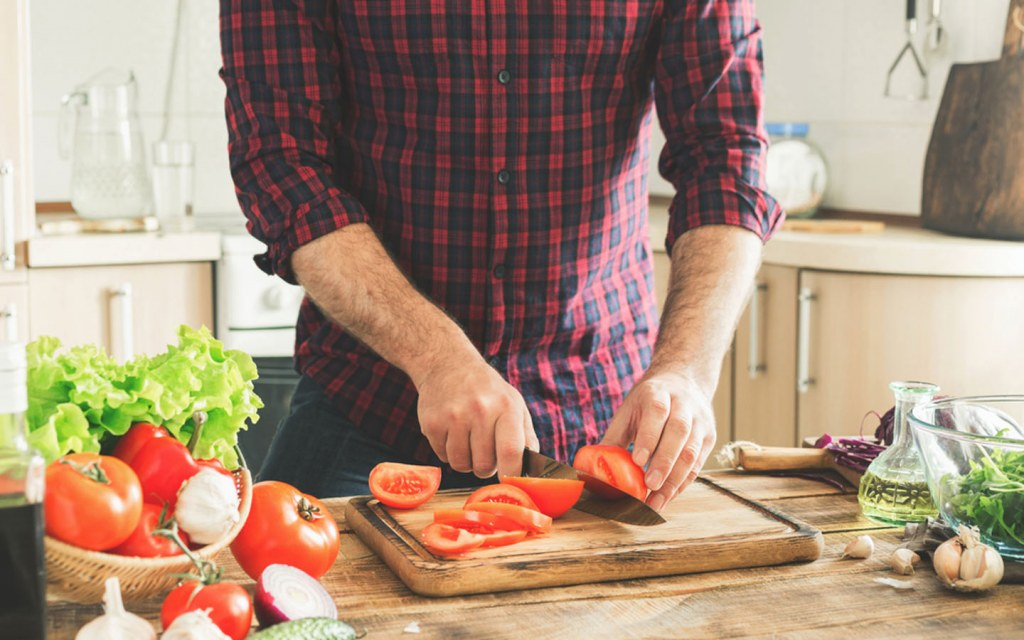 Cook late at night to keep your kitchen cool during summer