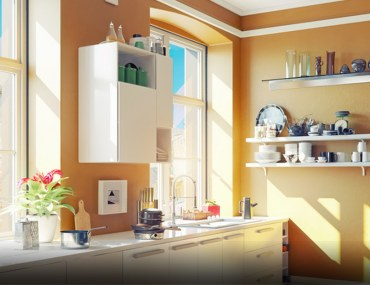 Tips to Keep Your Kitchen Cool During Summer