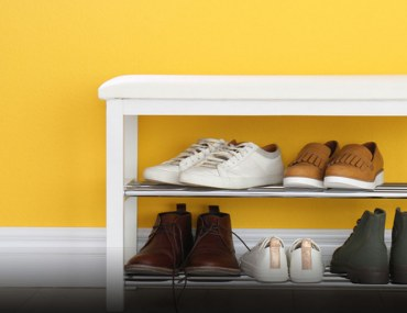 Ways to Organise Your Shoes at Home