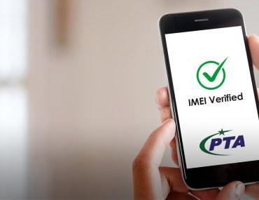 PTA IMEI Check