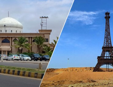 DHA vs Bahria Karachi