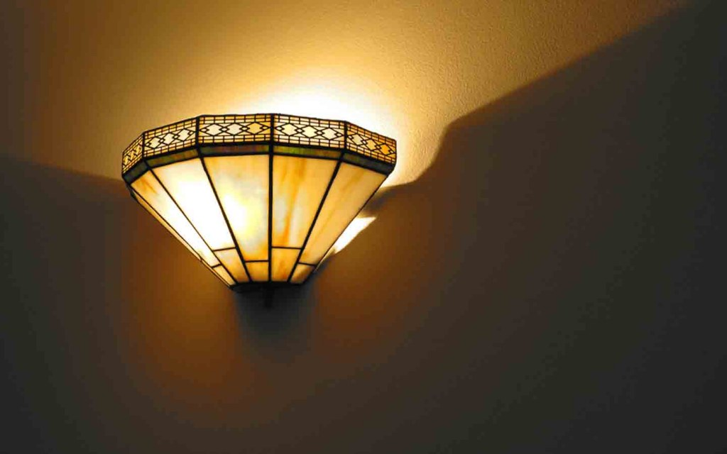 wall sconces are among best apartment lighting fixtures