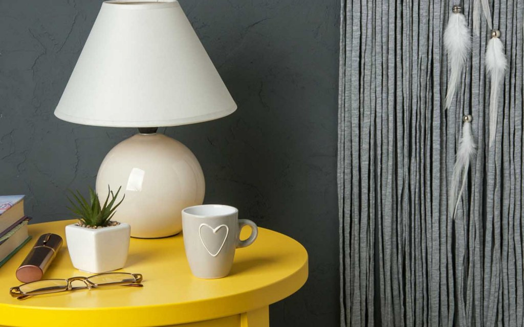 types of table lamps for your home