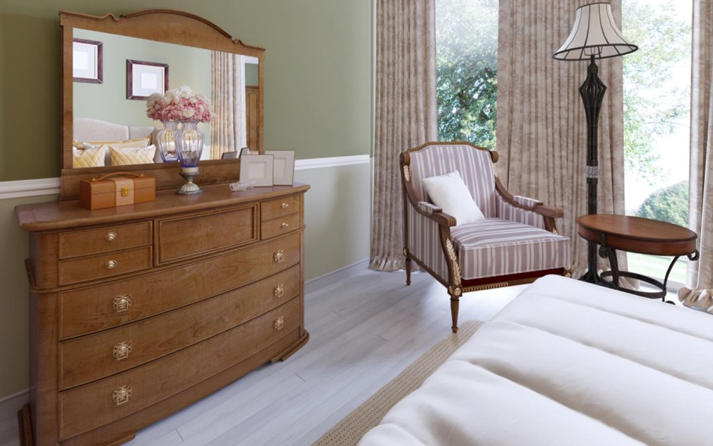 buying a dressing table for your bedroom