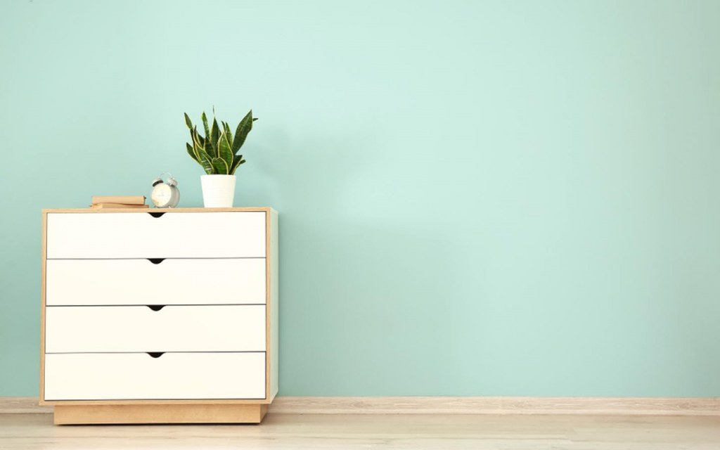 chest of drawers is another budget-friendly furniture item for your home