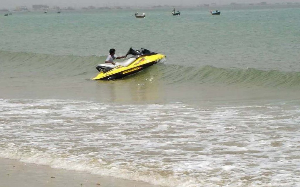 French Beach offers numerous water-based activities