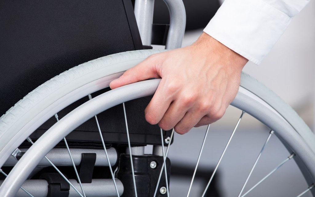 facilities for disabled persons in Pakistan