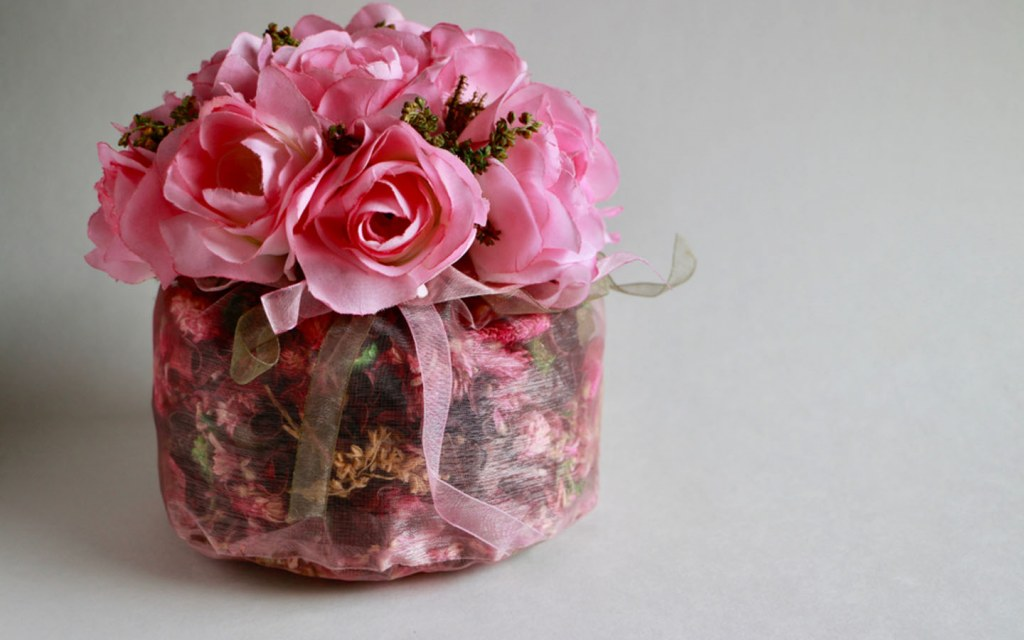 here is how you can store homemade potpourri