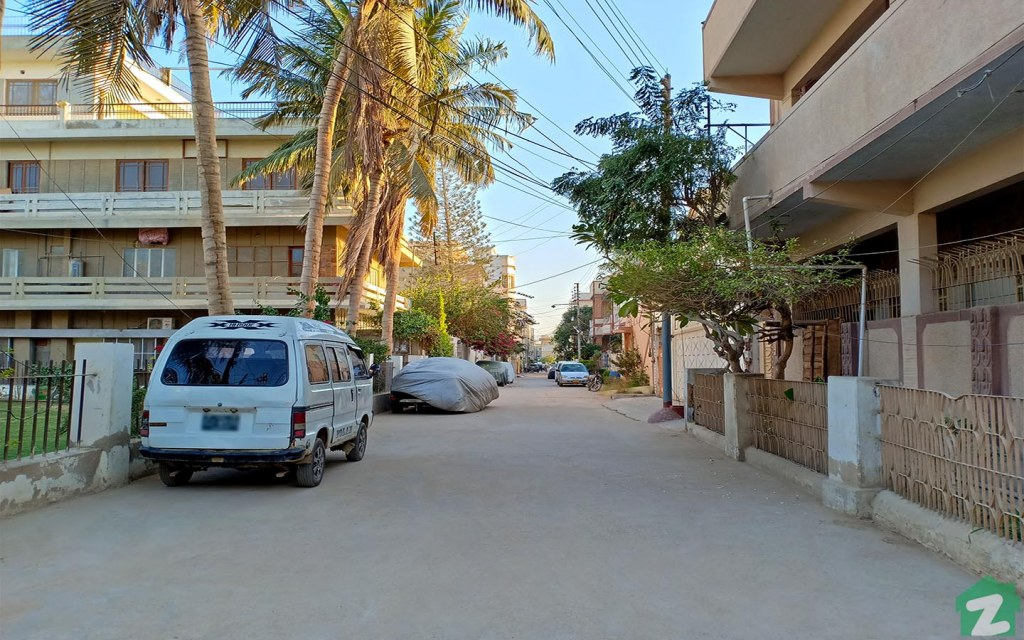 best areas with houses for rent in North Karachi