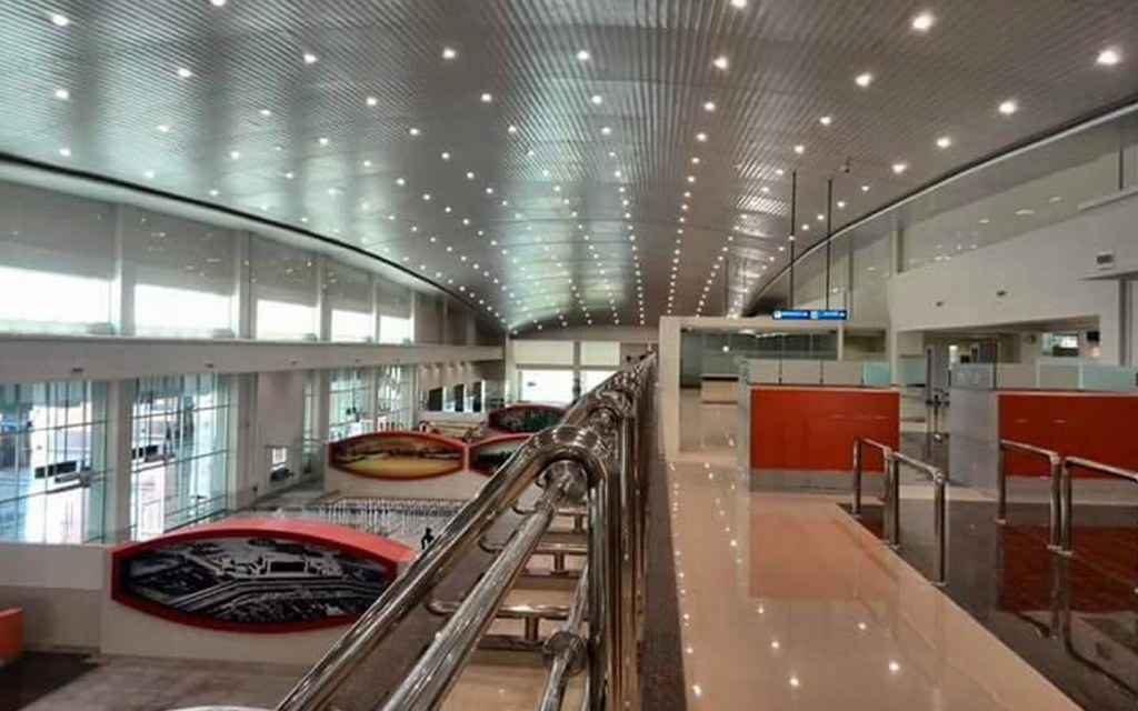 Multan International Airport enjoys a perfect location in the city of saints