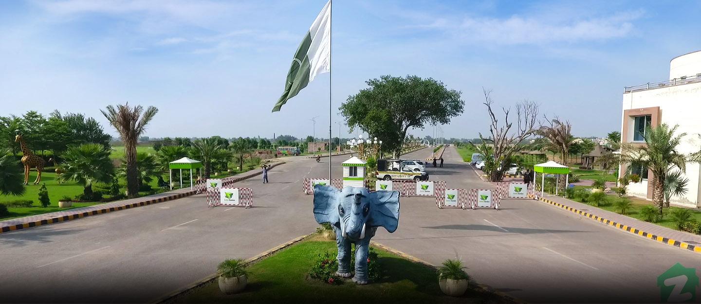 Safari Garden Housing Scheme in Lahore