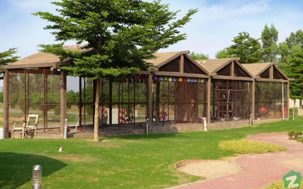 facilities in Safari Garden Housing Scheme
