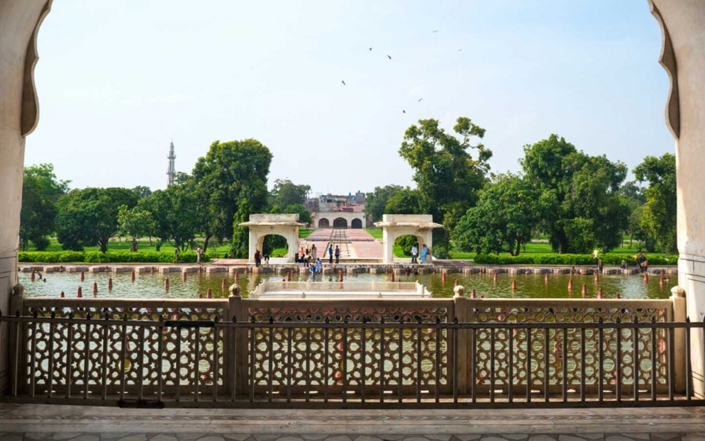 Shalimar Bagh in Lahore