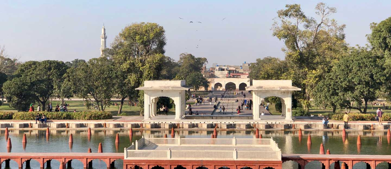 Shalimar Gardens Lahore