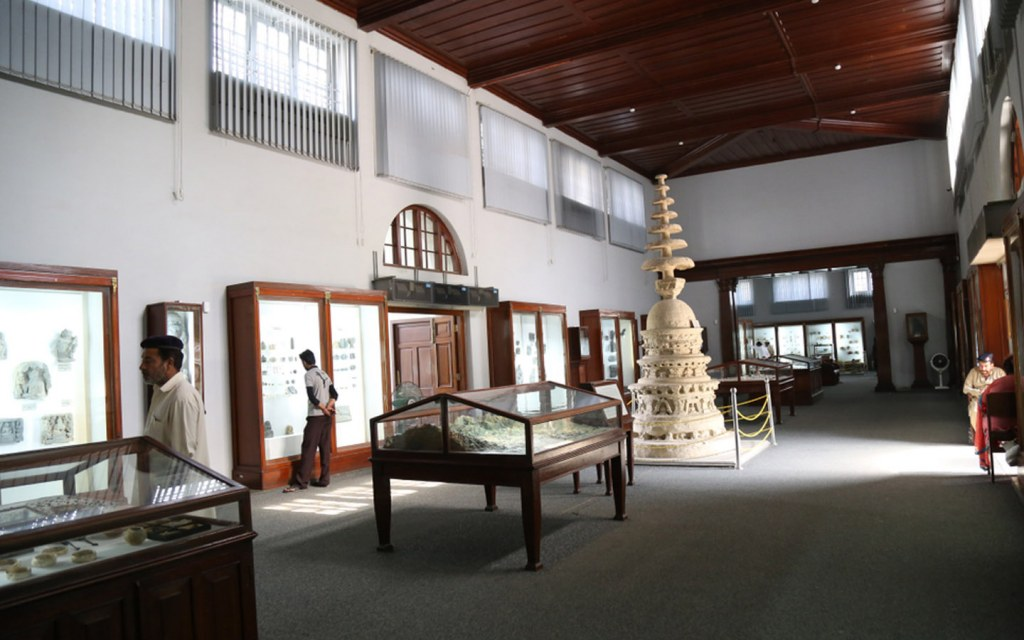 Main Gallery of Taxila Museum