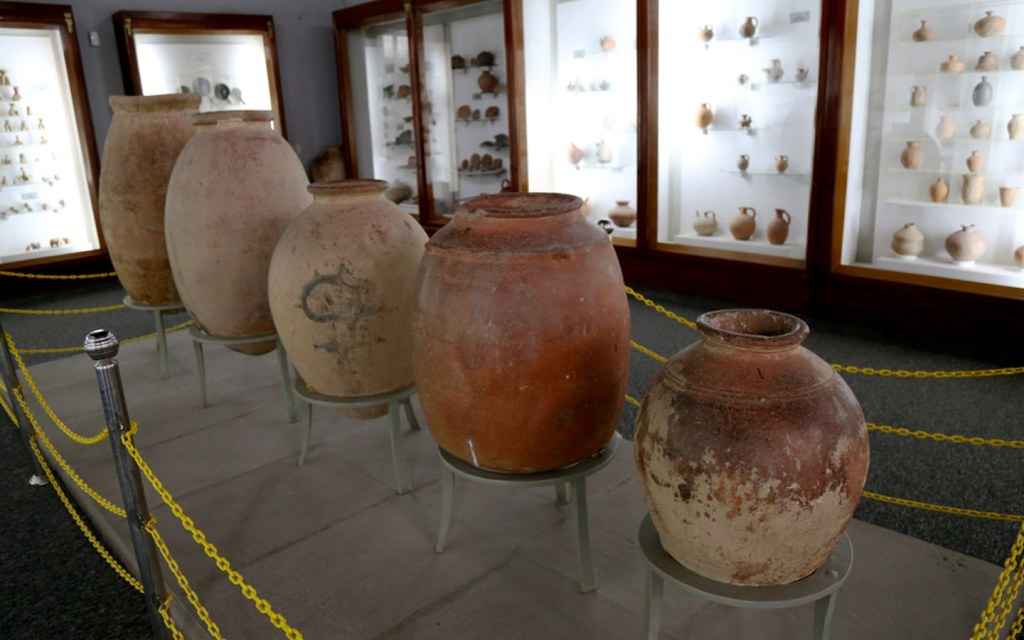 Pottery Collection, Taxila Museum