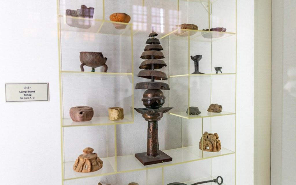 Taxila Museum Artefacts