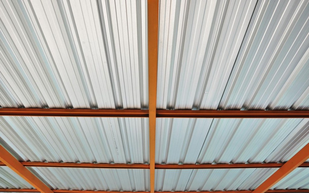 Polyester Painted roofing sheet