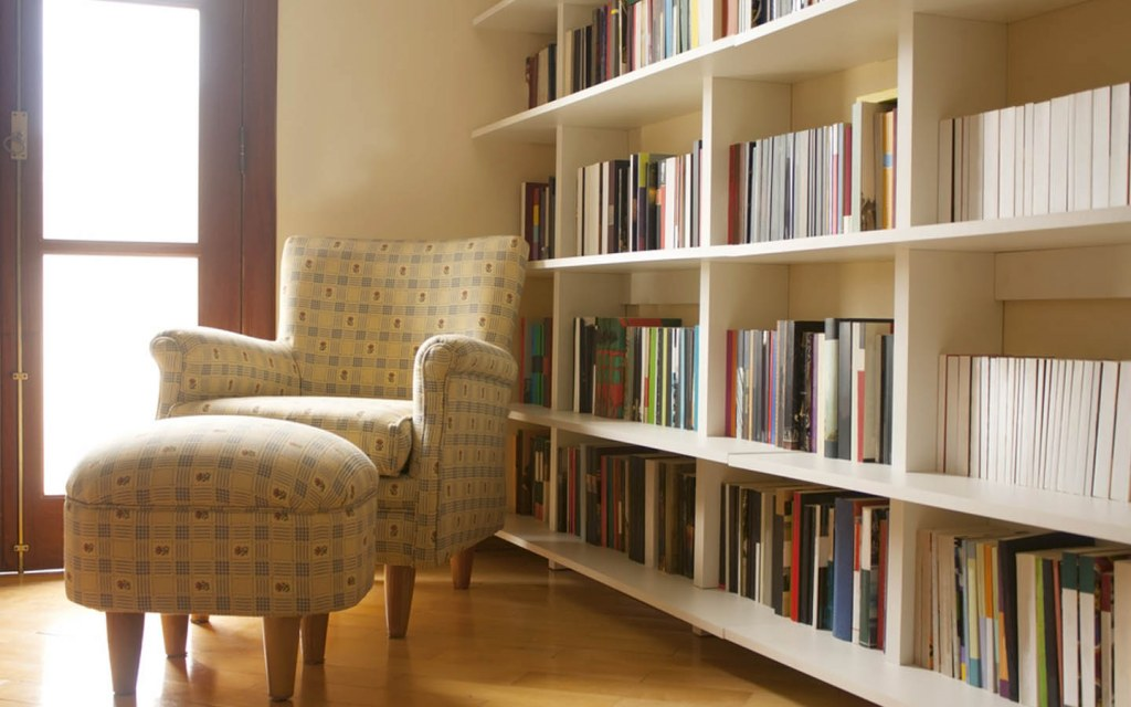 setting up a home library