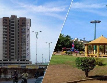 North Karachi vs. North Nazimabad
