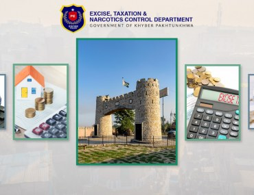excise and taxation department kpk