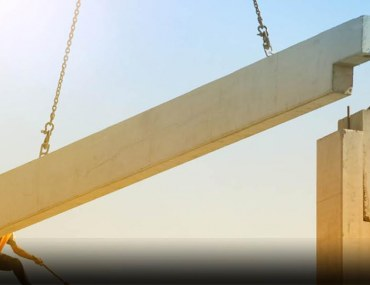 types of beam used in construction