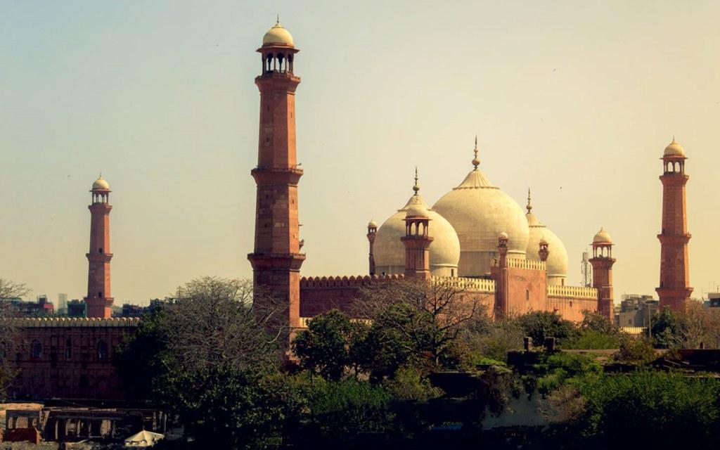 History of Badshahi Mosque, Lahore