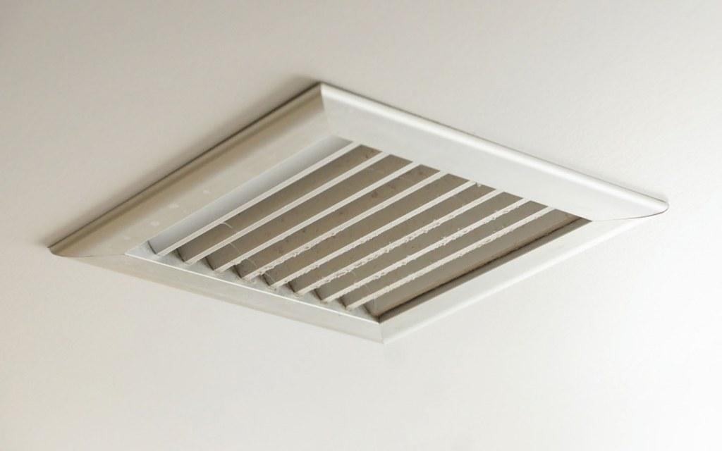 efficiency of exhaust fan