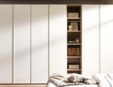 best material finishes for wardrobes