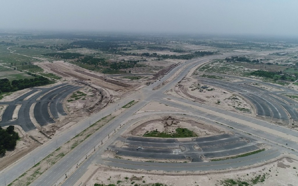 Center Square, DHA Multan